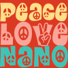 Writing: Peace Love NaNo
