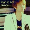 tegomasu: Tego is not amused