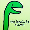 My Brain is Tiny!