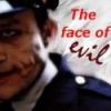 batman joker officer evil