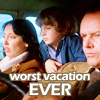 worst vacation ever