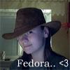Fedora.. <3