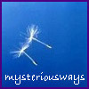 mysteriousways1 userpic