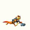 daxter run