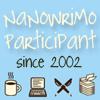nanowrimo: since 2002