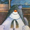 snowman - goofy