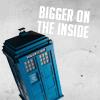 ~ CinJudes ~: dr who - tardis - bigger on inside
