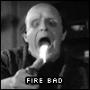 Anaxila / Babbles: fire bad by saava