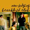 [xoxo] non-judging breakfast club