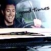 Meghan: good times