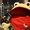 kikker, tokyo, skyline