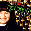 The Reverend is In