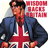 Pete Wisdom - Backing Britain