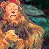 Carrie Leigh: Cowardly lion