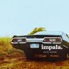 April: spn; impala