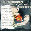 Edward: the forbidden fruit tastes the s