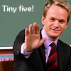 himym_tiny five