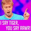 russell tiger rawr
