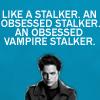 Tw: Like a stalker