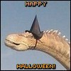 Dinosaur, Halloween