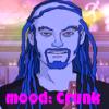 underdog on top: mood:crunk