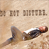 Do Not Disturb - James!