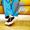 grey sneaks