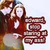 Lady Manson: twilight - edward stop staring