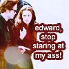 Lady Manson: twilight - edward stop staring