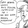 lacks sexual intrigue