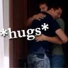 LadyoftheLight: * John Barrowman & Scott - Hugs
