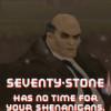 Seventy-Stone