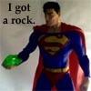 Emily: Marvel/DC supes rock