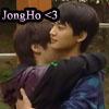 evilchild: JongHo hug