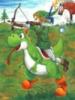 Link rides Yoshi?