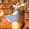 Kelly: BatB - Belle [bookstore]