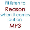 MP3, reason