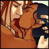 Star and Zan bloodkiss