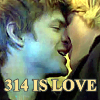 Maria: BJ - 314 is love