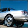 silver impala.
