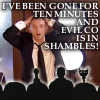 Doctor Who-Evilco is in shambles