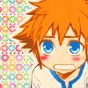 Scout: Sora || nervous blushu