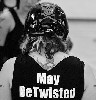 May BeTwisted, Roller derby - back