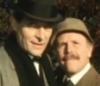 Look under hat Watson