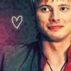 merlin - hearts arthur