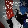 Blue: Owen Wilson for prez