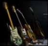 Ryan Ross' guitars