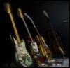 Ryan Ross' guitars