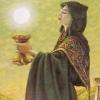Queen of Cups  druidcraft
