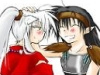 Inuyasha and Koga